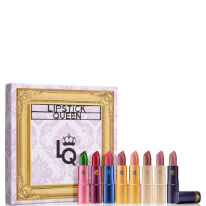 Lipstick Queen Luxury Holiday Lip Vault (Worth £176)