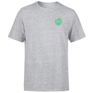 Zavvi 10 Year Graffiti Grey T-Shirt