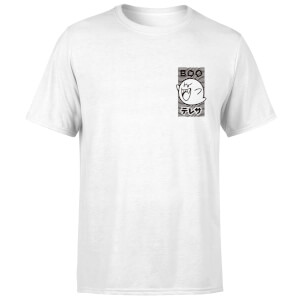 Nintendo Original Hero Boo T-Shirt - White