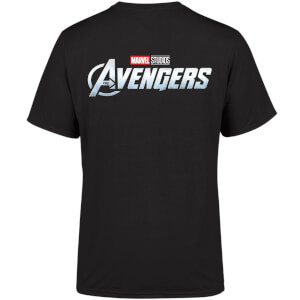 Marvel 10 Year Anniversary Avengers Men's T-Shirt - Black