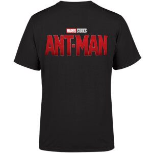 Marvel 10 Year Anniversary Ant-Man Men's T-Shirt - Black