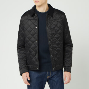 Barbour Men's Lemal Quilted Jacket - Black