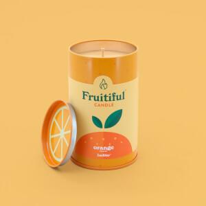 Fruitiful Candle - Orange