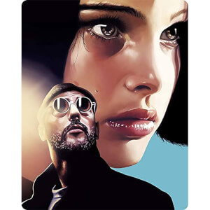 Leon: Director's Cut – 25th Anniversary Edition 4K Ultra HD Zavvi Exclusive Steelbook (Includes 2D Blu-ray)
