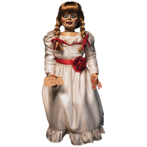 Trick or Treat The Conjuring - 1:1 Scale Annabelle Prop Replica