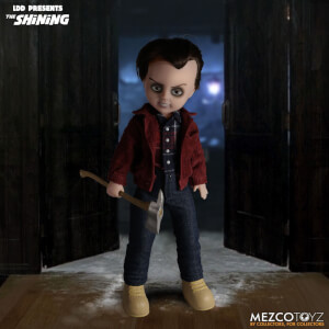 Poupée Jack Torrance, The Shining, Living Dead Dolls – Mezco