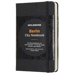 Moleskine City Notebook - Berlin