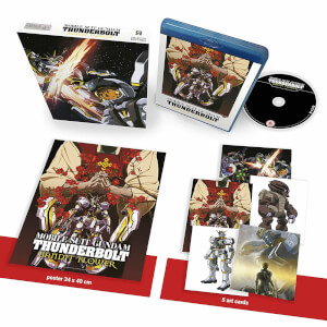 Gundam Thunderbolt: Bandit Flower - Collector's Edition