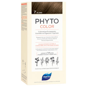 Phyto Hair Colour by Phytocolor - 7 Blonde 180g
