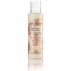 Sanctuary Spa Foaming Bath Soak 75ml