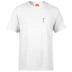 The Broony Men's T-Shirt - White