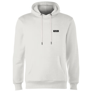 How Ridiculous Forty Four Pocket Banner Hoodie - White