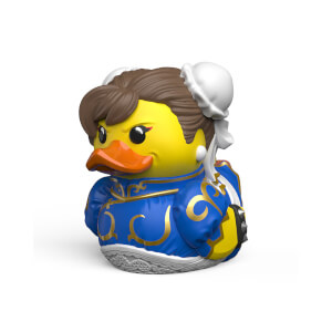 Street Fighter Tubbz Collectible Duck - Chun Li