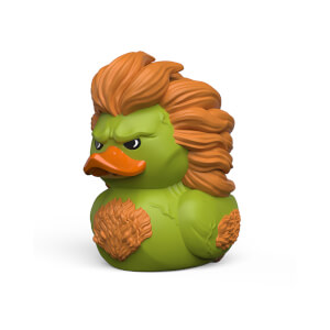 Street Fighter Tubbz Collectible Duck - Blanka