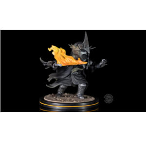 Quantum Mechanix Lord of the Rings Witch King of Angmar Q-Fig