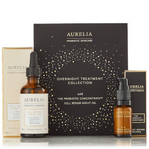 Aurelia Probiotic Skincare Overnight Treatment Collection 60ml (Worth £100.00)