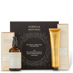 Aurelia Probiotic Skincare Botanical Bodycare Collection 60ml (Worth £76.00)