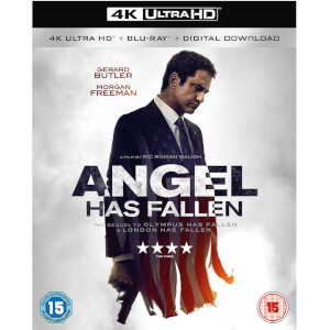 Angel Has Fallen - 4K Ultra HD