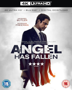 Angel Has Fallen - 4K Ultra HD