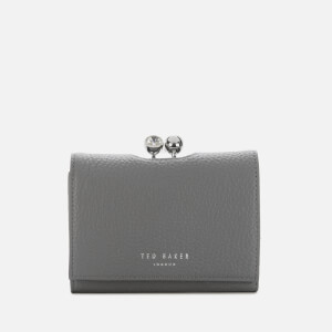 Ted Baker Women's Suri Small Bobble Purse - Dark Grey