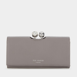 Ted Baker Women's Solange Large Bobble Purse - Dark Grey