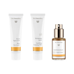 Dr. Hauschka Radiant Rose Set 3 x 30ml