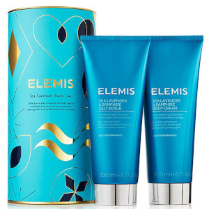 Elemis Sea Lavender Body Duo Set (Worth £66.00)