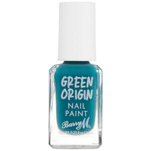 Barry M Cosmetics Green Origin Nail Paint Rock Pool