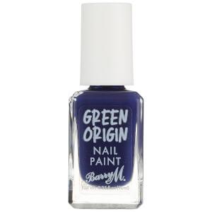 Barry M Cosmetics Green Origin Nail Paint Night Sky