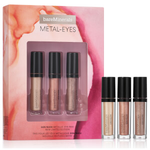 bareMinerals Metal-Eyes Gift Set (Worth £60.00)