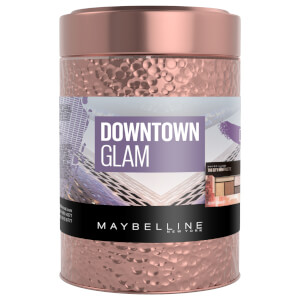 Maybelline New York Downtown Glam Gift Set (Worth £25.98)