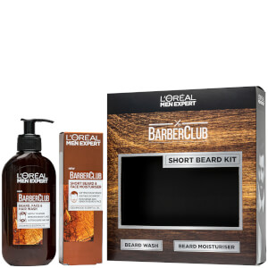 L'Oréal Paris Men Expert Barberclub Short Beard Gift Set (Worth £19.98)