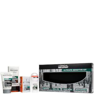 L'Oréal Paris Men Expert Ultimate Sensitive Gift Set (Worth £20.96)