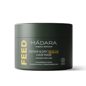MÁDARA FEED Repair and Dry Rescue Hair Mask 180ml