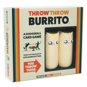 Throw Throw Burrito Card Game