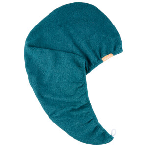 Aquis Hair Turban Lisse Luxe Holiday Emerald