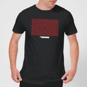 T-Shirt Shining Patterns - Nero - Uomo