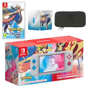 Nintendo Switch Lite Pokémon Sword Pack