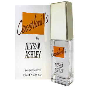 ALYSSA ASHLEY Fizzy EdT, CocoVanilla EdT and Purple Elixir EdT
