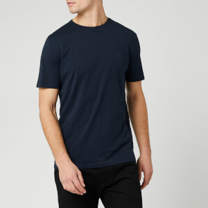 BOSS Men's Trust Jersey T-Shirt - Navy