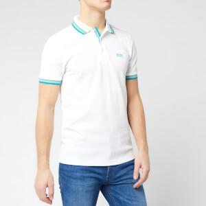 BOSS Men's Paddy Polo Shirt - White