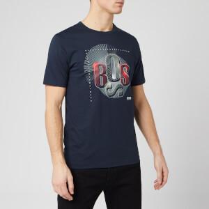 BOSS Men's T-Shirt 3 - Navy