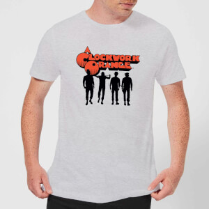 A Clockwork Orange Men's T-Shirt - Grey