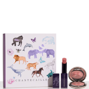 Chantecaille Wild Pairs Set: Cheek and Lip Duo - Bliss