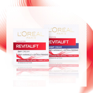 L'Oréal Paris Revitalift Anti-Ageing Skincare Regime Set