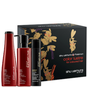 Shu Uemura Art of Hair Color Lustre Bento (Worth $164.00)
