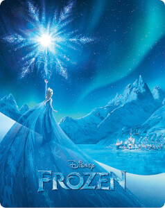 Frozen - 4K Ultra HD Zavvi UK Exclusive Steelbook (Includes 2D Blu-ray)
