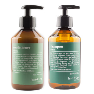 Jean&Len Shampoo / Conditioner Detox Black Tea & Mate