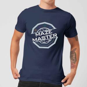 Crystal Maze Maze Master Men's T-Shirt - Navy