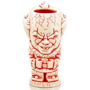 Tazza Geeki Tikis di Pennywise, da It, Beeline Creative, 739 ml